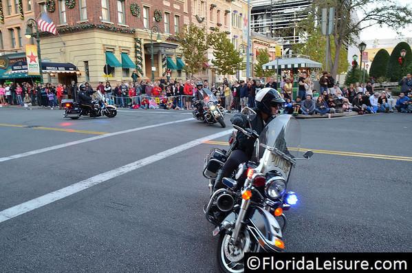 Macy's Parade at Universal Studios