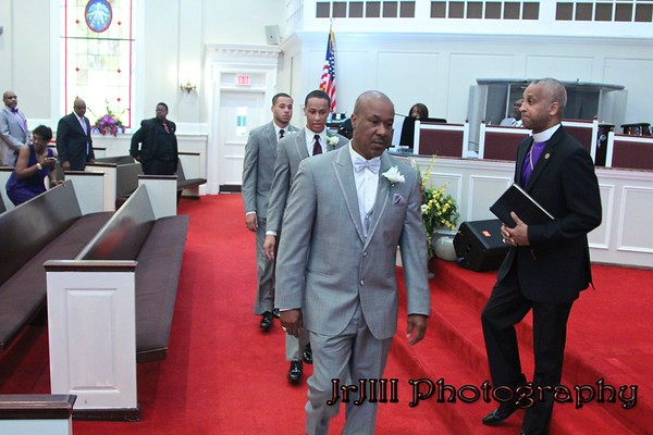 DeVille Wedding Ceremony