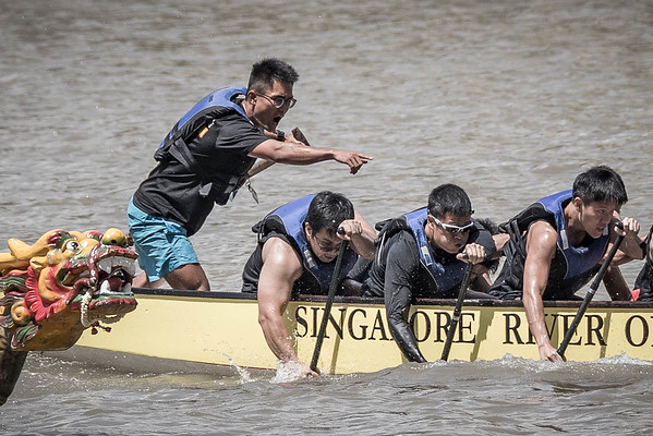 Singapore River Regatta 2017 Day 1 Part 3