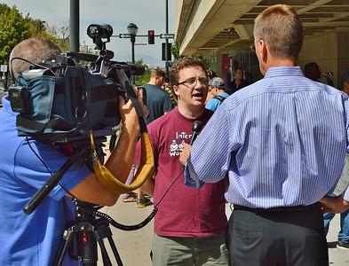Newsmedia Interviews
