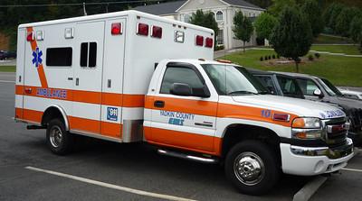 Yadkin County EMS