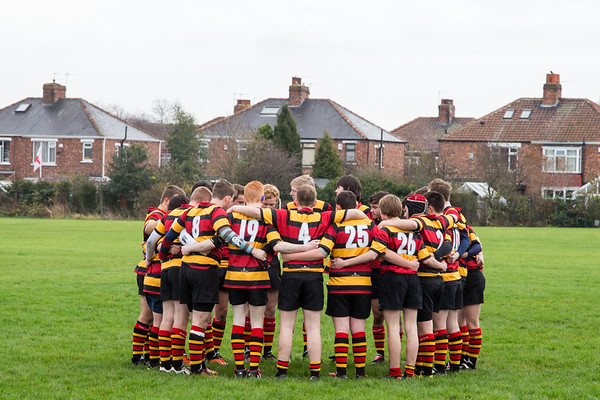 Sunderland RFC v Middlesbrough RFC