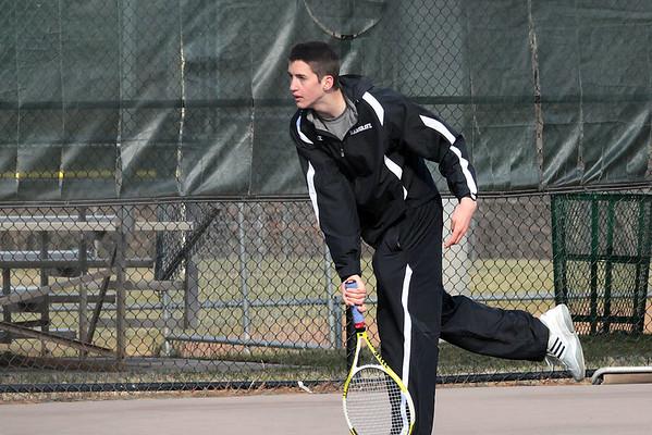 Varsity Tennis v Covenant School
