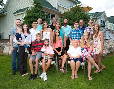 Grondins Family 2015