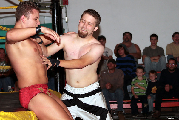 NWA On Fire: Mexico, Maine 09/19/2010 (Volume One)