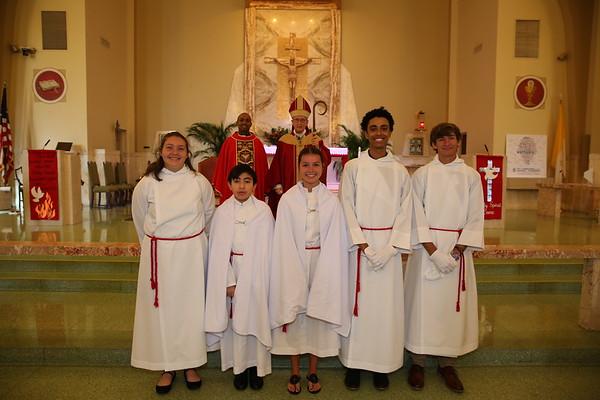 2021 St Joseph (WH) Confirmation