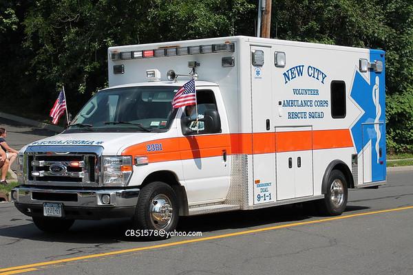 Rockland County EMS Agencies