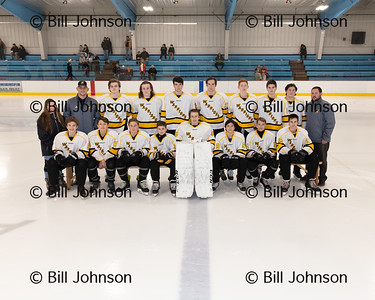 Nauset Boys JV Hockey Team and Roster 2018-2019