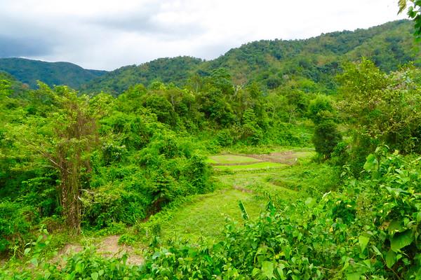 Oudomxai Mountain Trek, 2 villages, leeches, lunch