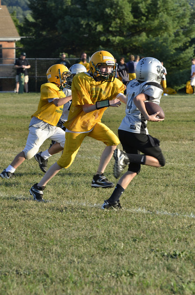 Wildcats vs Raiders Scrimmage 125.JPG