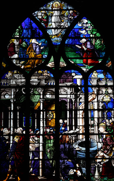 Caudebec-en-Caux - Scenes from the Life of Christ (1532)