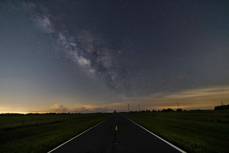 """""""Milky Way Highway"""""""