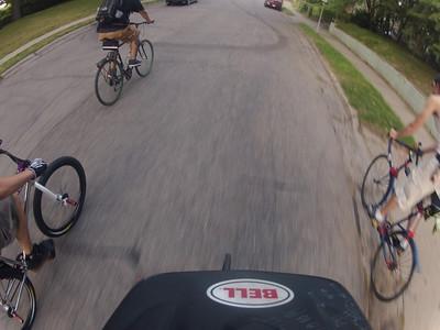 20120607 DFBS-Guns and Murder Bike Ride Ferndale