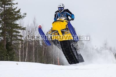2012.03 Tolosenmäen Snow Cross rata