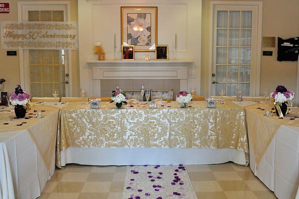 The Branche's 50th Wedding Anniv 070712