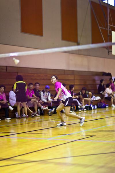 1st Annual Cerritos Badminton Academy Tournament 11.13.2010