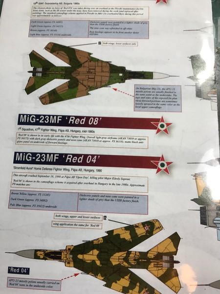 1/32 MiG-23MF
