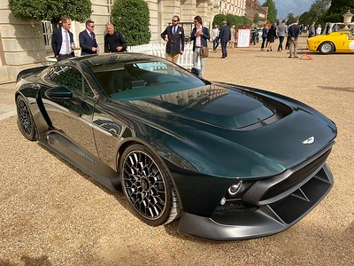 Concours of Elegance - Hampton Court 2020 - Concours Classes - Part 2