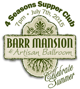 4 Season Supper Club at Barr Mansion