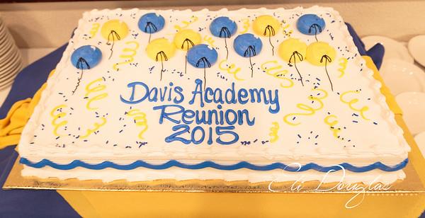 Davison Class Reunion 8-22-15