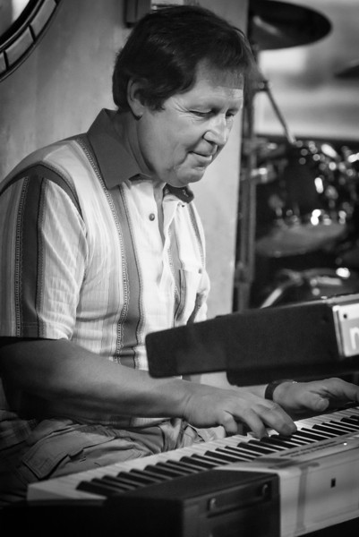 Paul Zadach-The Dee Miller Band- The School II Bistro & Wine Bar