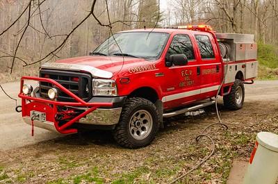 04-21-18 Conesville FD Grass Fire