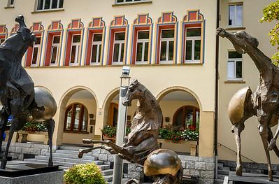 Walkabout 2017, Vaduz, Duchy of Liechtenstein