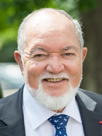 Sir James Mancham