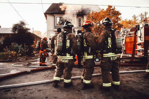 October 19, 2019 - 2nd Alarm - 179 Pleasant Ave.