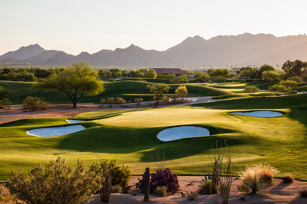 TPC Scottsdale Photography