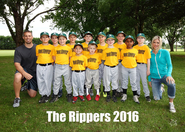 The Rippers Team photos 2016