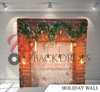 Holiday Wall