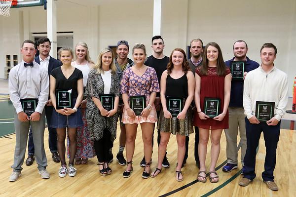 Athletic Awards & Ceremonies