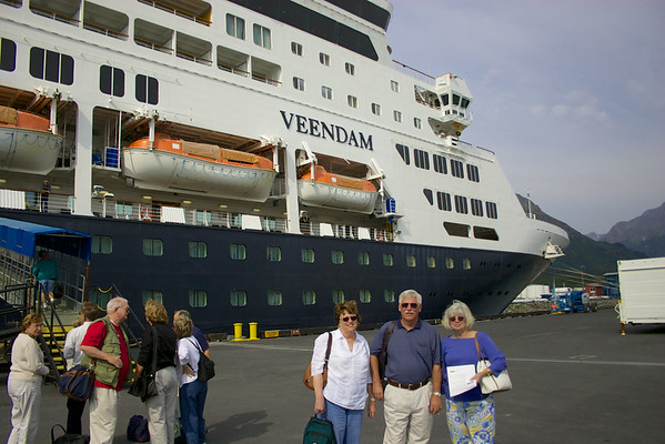 Alaska 2004 3 Cruise Glaciers