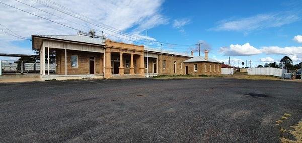 Warwick Railway Station, QLD
