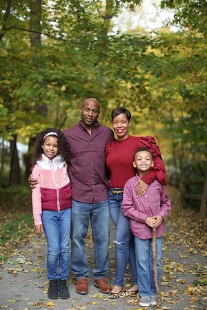 Walker Fall Family Portraits