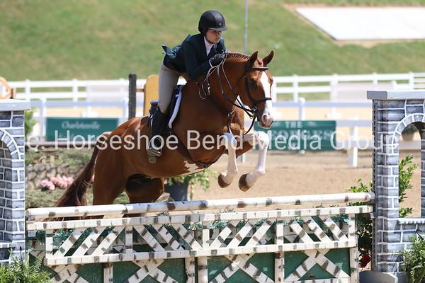 2021 Keswick Horse Show -- Friday Morning -- Wiley Arena