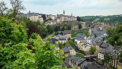 Lucembursko 2009