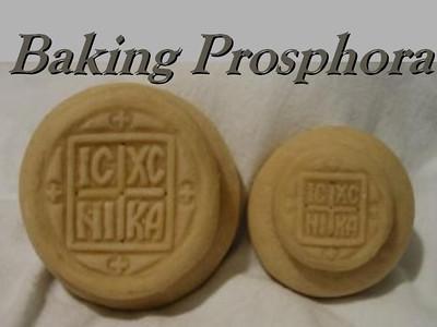Baking Prosphora