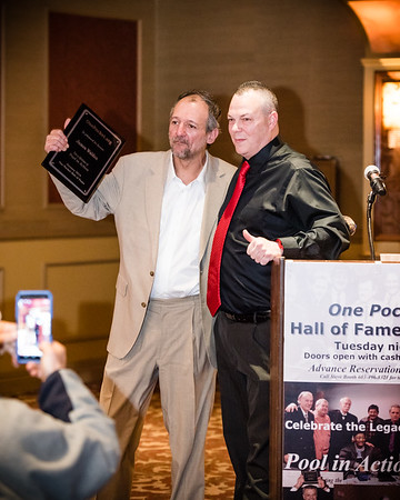 One Pocket HOF Dinner 2019