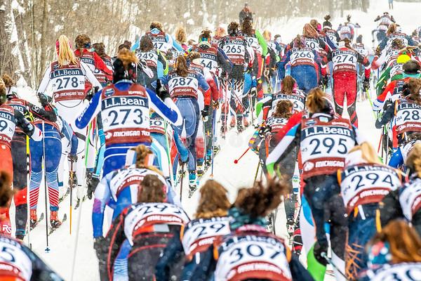 2020 - U.S. Nordic Nationals - 7.5k Classic - Junior Women