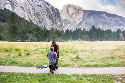 Lowe Engagement Yosemite