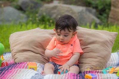 Yuarleni, Ethan and Albano Family photoshoot