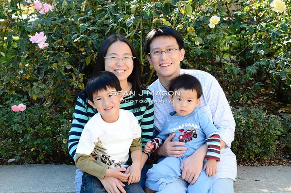 Yen-Ping Hsueh Family