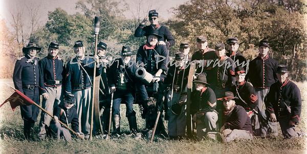 Dollinger Family Farms Civil War Days 2017