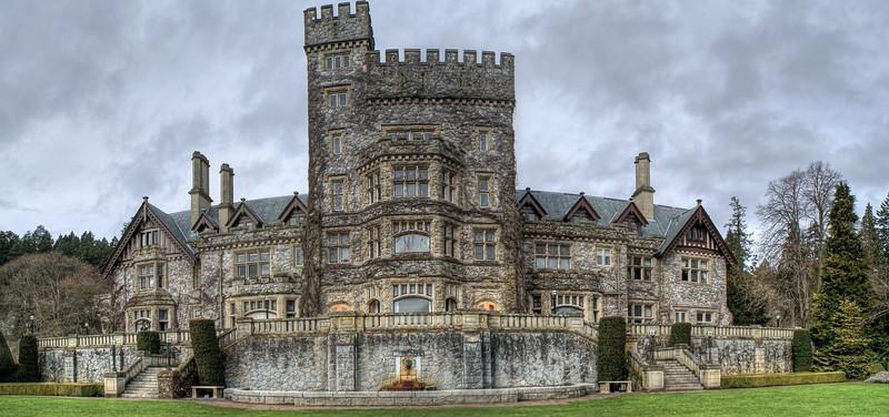 Hatley Park Castle