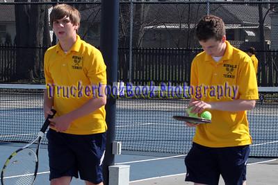 2014 Boys Tennis / Willard