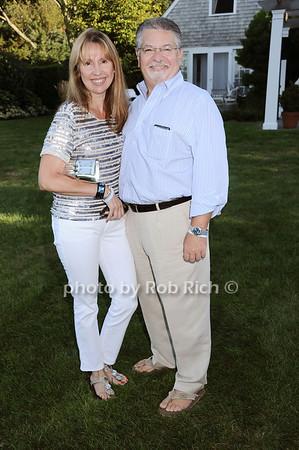 Emma DeVito, Bob DeVito photo by Rob Rich © 2010 robwayne1@aol.com 516-676-3939