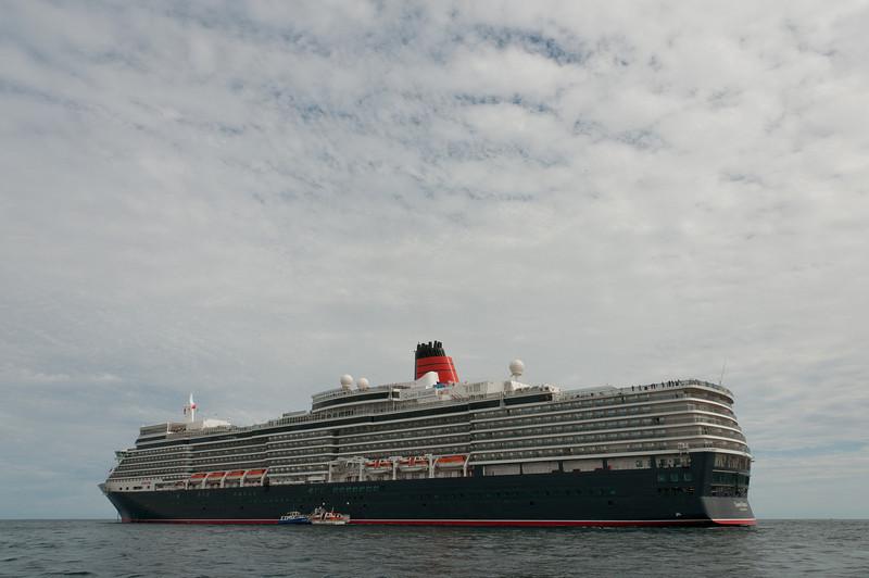 Cruise ship in Cabo San Lucas, Mexico