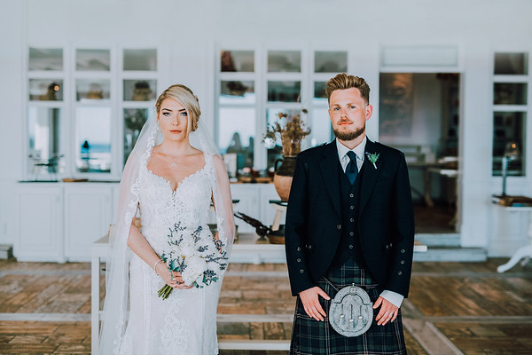 A Scottish wedding in Mykonos